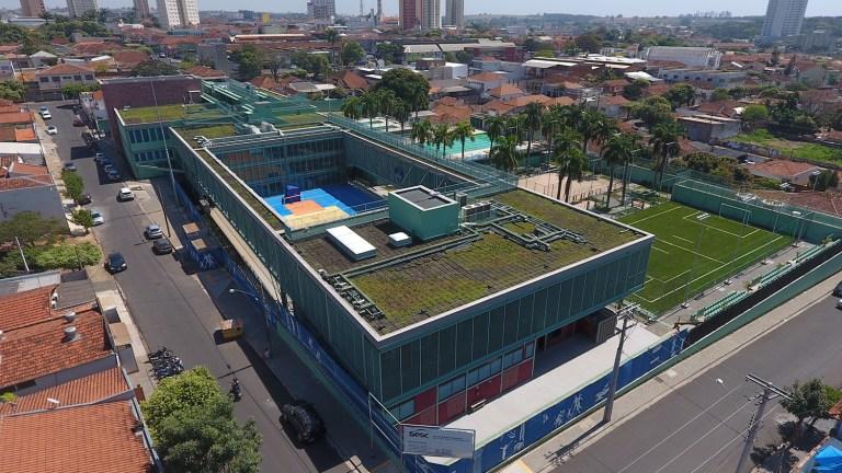 Teuba Arquitetura e Urbanismo projeta novo Sesc em Birigui, no interior de São Paulo